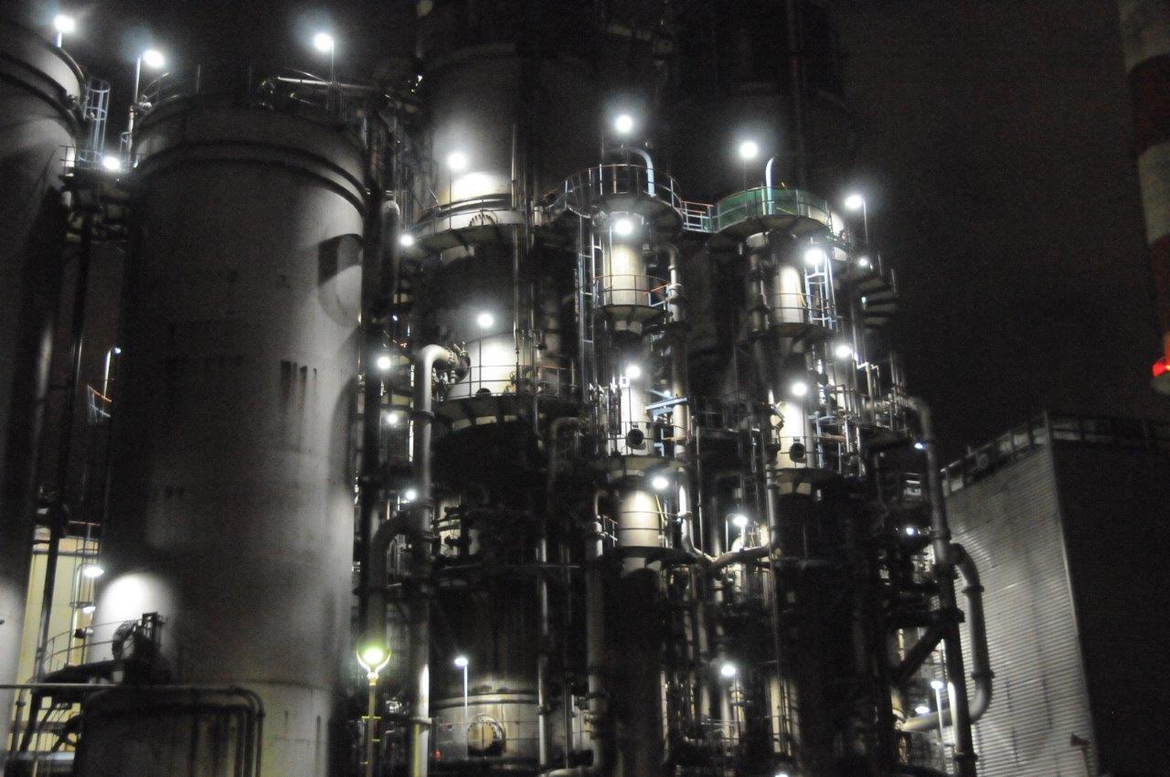 工場夜景 クリスマスクルーズ イメージ