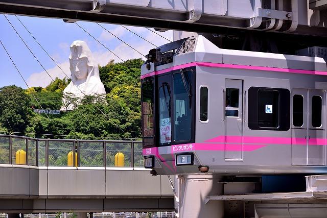 空飛ぶ電車で湘南日帰り旅