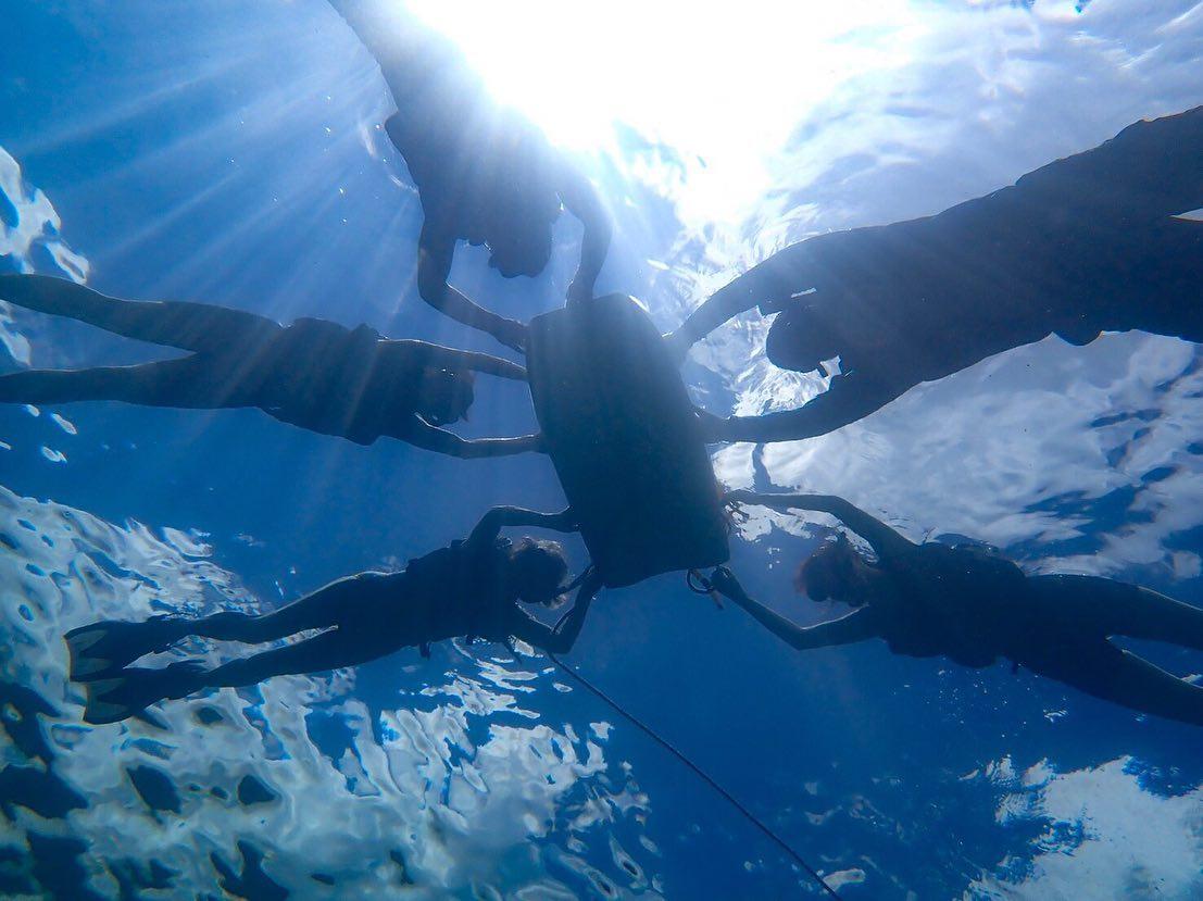 青の洞窟&美ら海シュノーケリング
