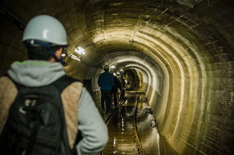 上部トンネル