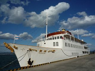 Various Cruise Tours in Japan