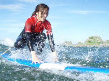 初心者ひとりでサーフィン大歓迎!