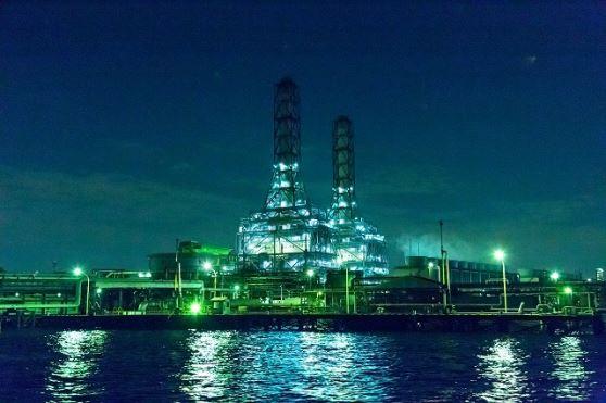 川崎発工場夜景ツアー