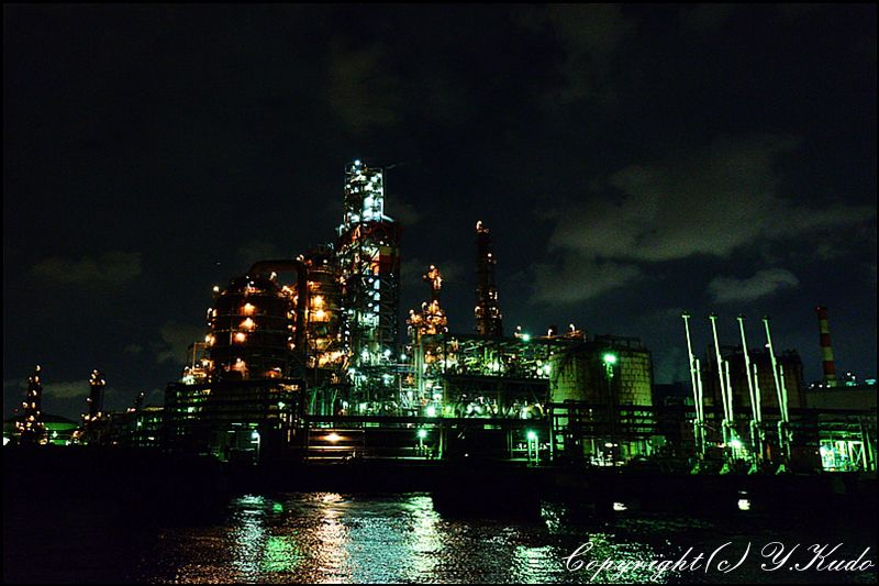 工場夜景+PLUS