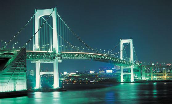 東京発工場夜景ツアー